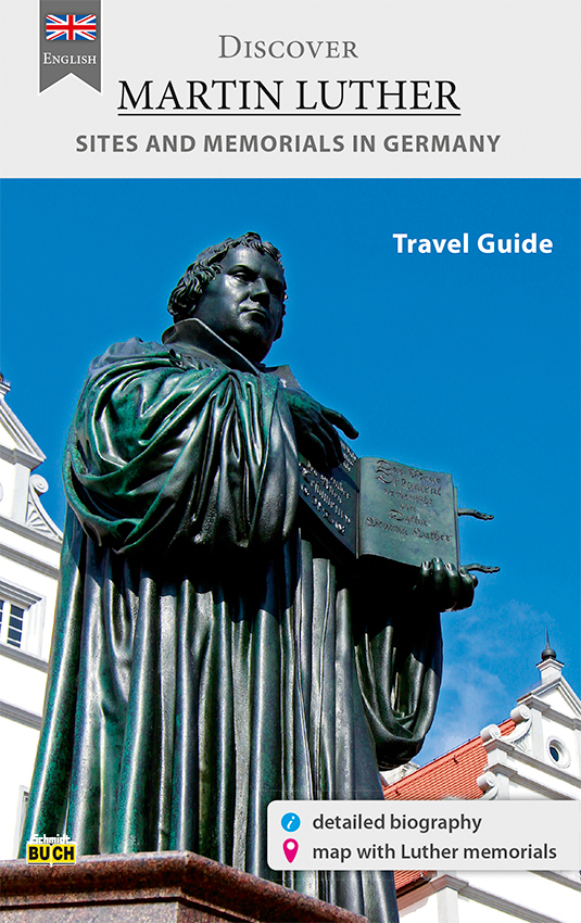 Coverbild des Reiseführers Discover Martin Luther Travel Guide